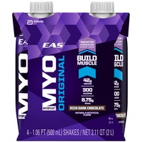 EAS Myoplex Myo Original Rich Dark Chocolate Nutrition Shake