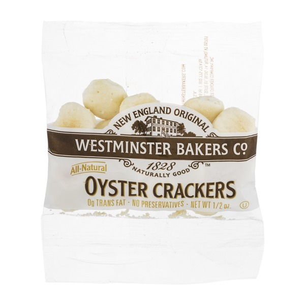 Westminster Bakers Co. Oyster Crackers