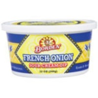 Borden French Onion Sour Cream Dip