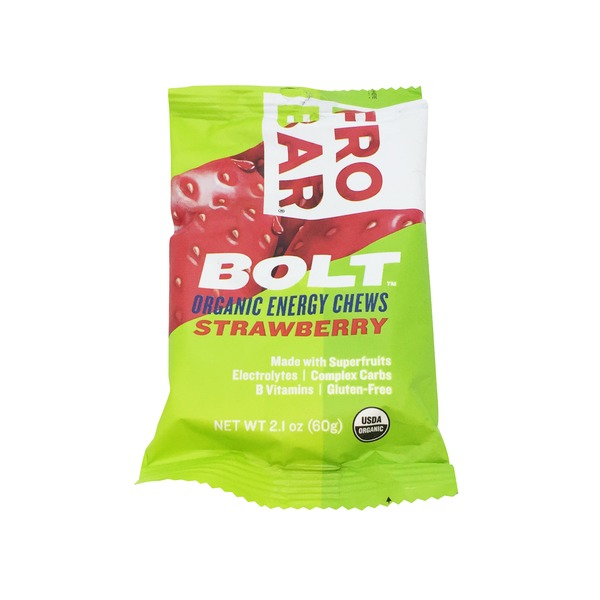 Probar Organic Strawberry Energy Chews