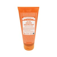 Dr. Bronner's Shaving Gel, Organic, Tea Tree
