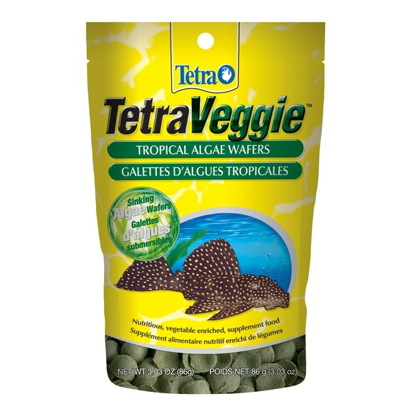 Tetra Veggie Algae Wafers