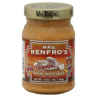 Mrs. Renfro's Nacho Cheese Sauce with Chipotle Medium Hot