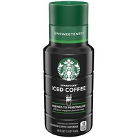 Starbucks Iced Coffee Medium Roast, Unsweetened
