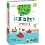 Stretch Island Organic Strawberry Fruit Bites, 0.7 oz, 5 count