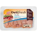 Oscar Mayer Deli Fresh 98% Fat Free Shaved Honey Ham, 9 oz