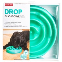 Kyjen Slo-Bowl Drop Teal