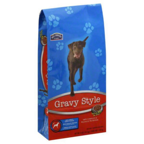 Hill Country Fare Gravy Style Dog Food