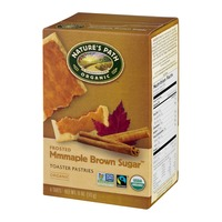 Nature's Path Organic Frosted Toaster Pastries Brown Sugar Maple Cinnamon - 6 CT