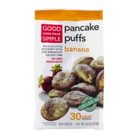 Good Food Made Simple Pancake Puffs Banana - 36 PC