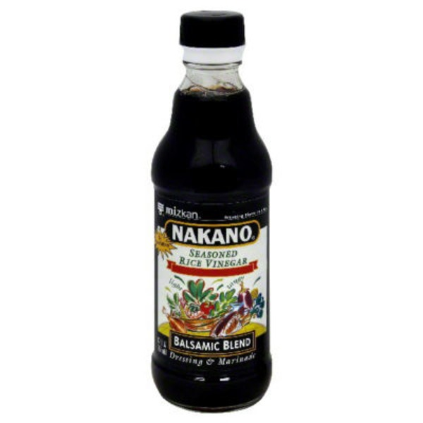 Nakano Seasoned Balsamic Blend Rice Vinegar