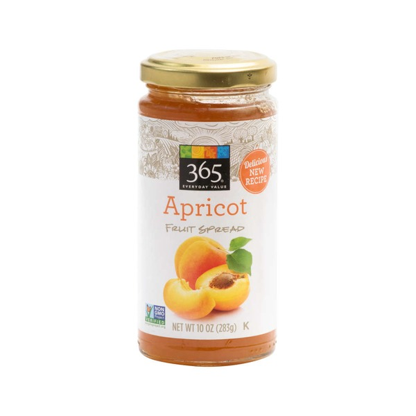 365 Apricot Fruit Spread