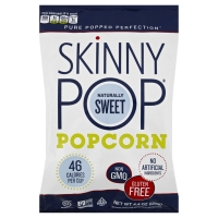 Skinny Pop Popcorn Naturally Sweet