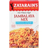 Zatarain's Reduced Sodium Jambalaya Mix