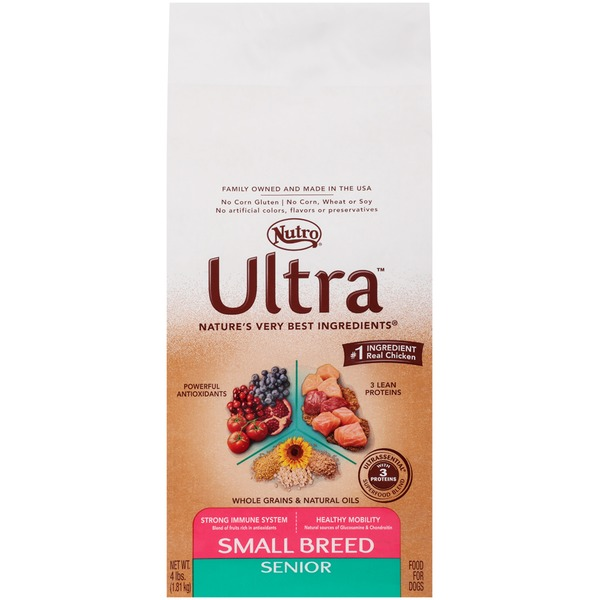 Nutro Ultra Small Breed Senior Dog Food