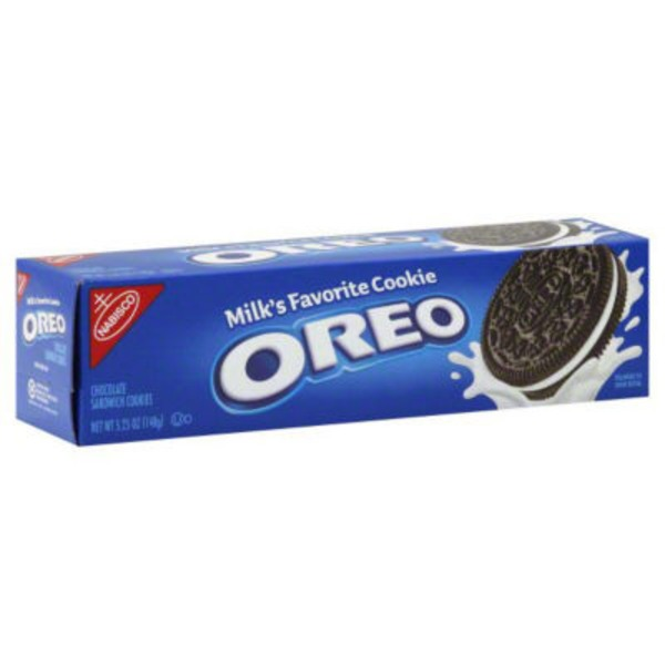 Nabisco Oreo Chocolate Convenience Pack Sandwich Cookies