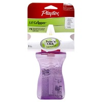 Playtex Cup, Spill-Proof, 9 oz, 12M+