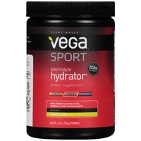 Vega Sport Electrolyte Hydrator Lemon Lime Powder Dietary Supplement