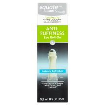 Equate Beauty Anti-Puffiness Eye Roll-On, 0.5 Oz