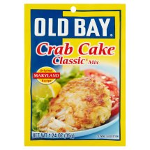 Old Bay Crab Cake Classic Mix, 1.24 oz