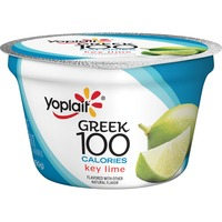Yoplait Greek 100 Calories Key Lime Fat Free Yogurt