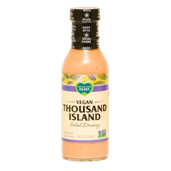 Follow Your Heart Vegan Thousand Island Salad Dressing