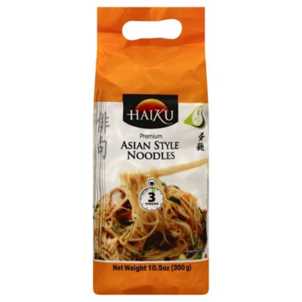 Haiku Noodles Asian Style