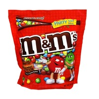 M&M's Party Size Peanut Butter Chocolate Candies