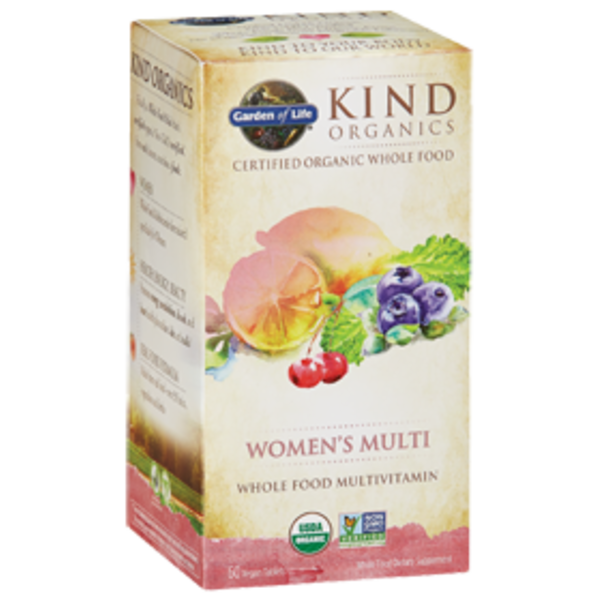 Garden Of Life Kind Organics Women's Multi Vitamin