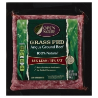 Butchers Cut 85% Lean Angus Ground Beef 15% Fat Grass Fed