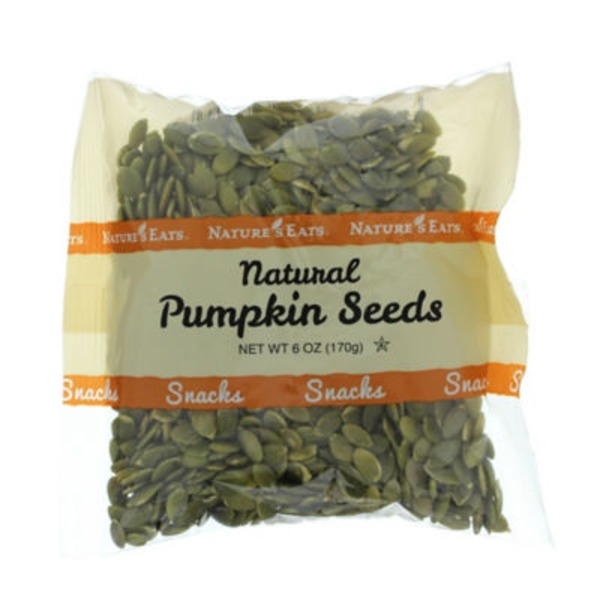 Texas Star Raw Pumpkin Seeds