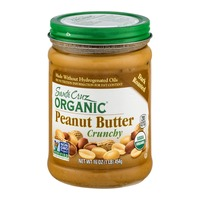 Santa Cruz Organics Crunchy Peanut Butter Dark Roasted