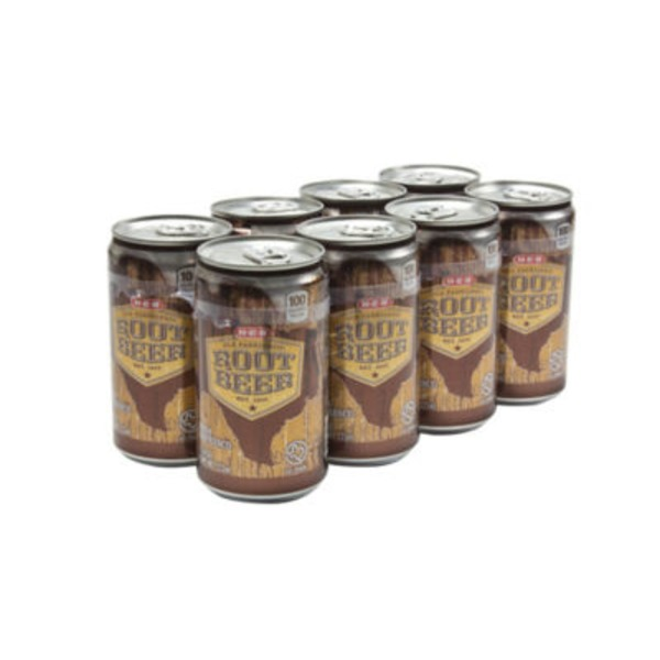 H-E-B Old Fashioned Root Beer
