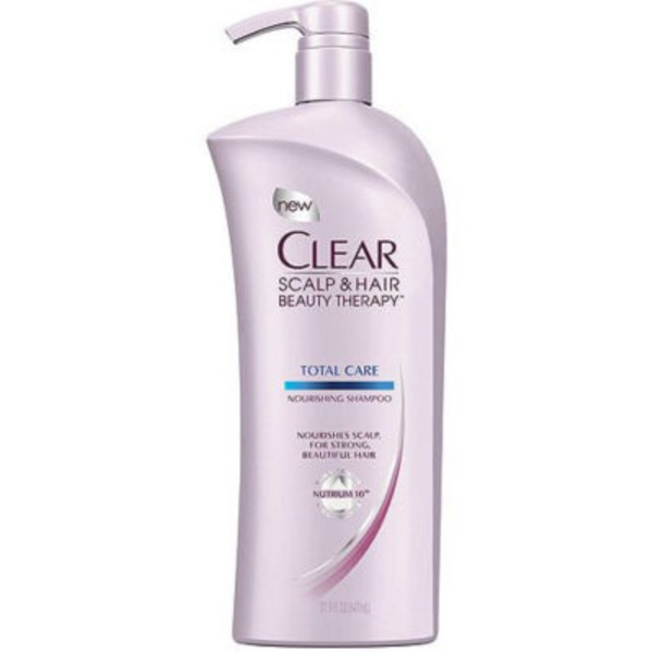 Clear 24/7 Total Care Shampoo with Pump