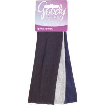 Goody Ouchless Comfort Fit Headbands, 3 count