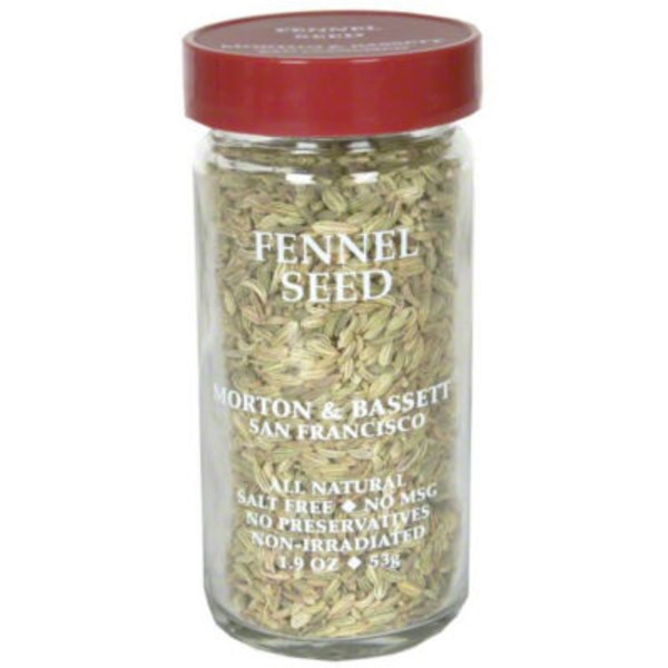 Morton & Bassett Spices Fennel Seed