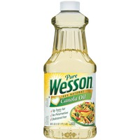 Pure Wesson Pure 100% Natural Canola Oil