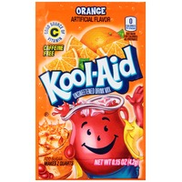 Kool-Aid Orange Unsweetened Drink Mix