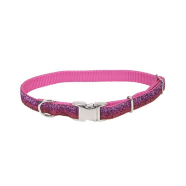 Coastal Pet Pet Attire Pink Sparkles 5/8
