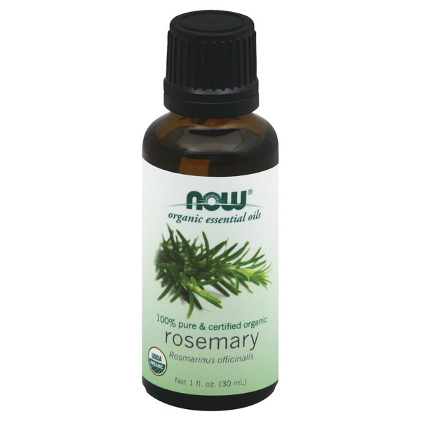 Now Rosemary, 100% Pure