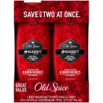 Old Spice Red Zone Swagger Body Wash 16 oz Twin Pack