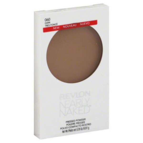 Revlon Pressed Powder - Dark 060