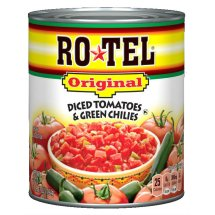 RO*TEL Original Diced Tomatoes & Green Chilies, 28 Ounce