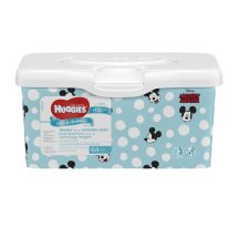 Huggies One & Done Cucumber & Green Tea Baby Wipes (64 count)