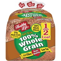 Healthy Life Soft Style 100% Whole Grain Whole Wheat Bread