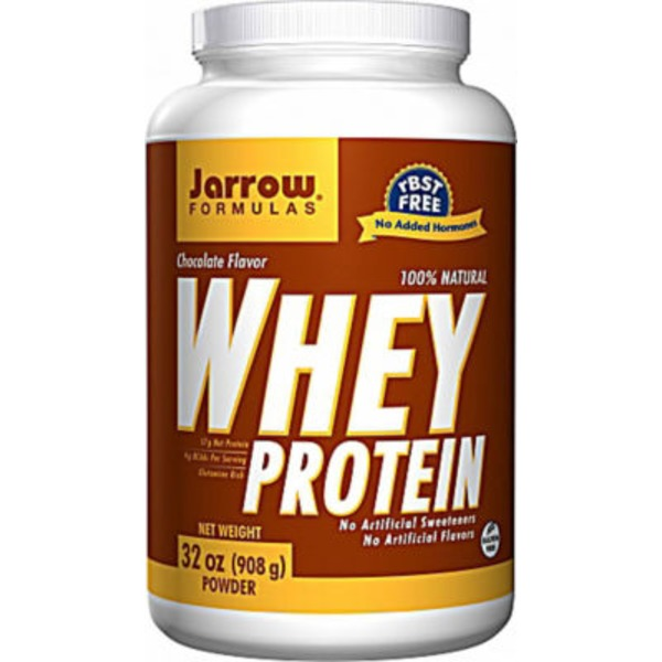 Jarrow Whey Protein Caribbean Chocolate