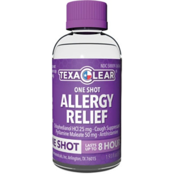 Texa Clear Fast Acting Allergy Relief