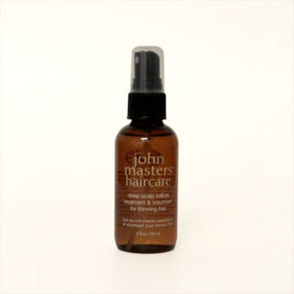John Masters Haircare Deep Scalp Follicle Treatment & Volumizer For Thinning Hair