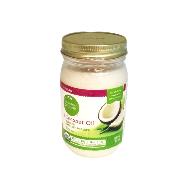 Simple Truth Organic Coconut Oil