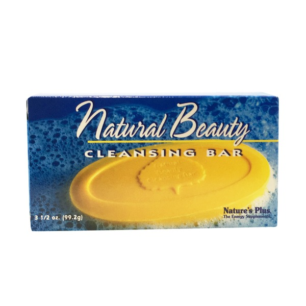 Nature's Plus Beauty Cleansing Bar